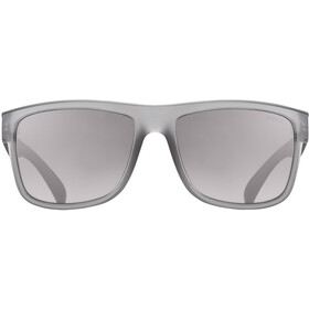 UVEX LGL 21 Okulary rowerowe, grey transparent matt/ltm.smoke dégradé